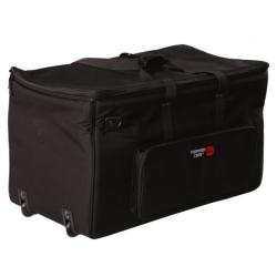 Gator MI GP-EKIT3616-BW Protechtor E-Kit Series Large Electronic Drum Kit Bag with Wheels