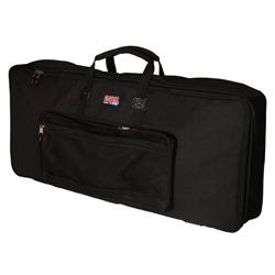 Gator GKB-88 SLIM 88 Note Keyboard Gig Bag; Reduced Depth