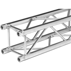 Global Truss SQ-4109-F34P Square Truss Segment 3mm Wall -1.64ft (0.5m)