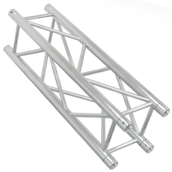 Global Truss SQ-4111-F34P Square Truss Segment 3mm Wall -4.92ft (1.5m)