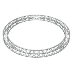 Global Truss SQ-C4-90 Circular Segment for F34 Square Truss System (13.12'-4.0 m)-4 x 90 Degree Arcs