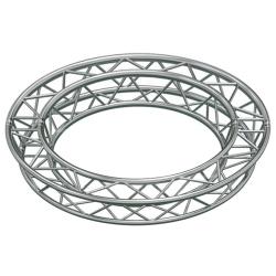 Global Truss SQ-C7-45 Circular Segment for F34 Square Truss System (22.96'-7.0 m)-8 x 45 Degree Arcs