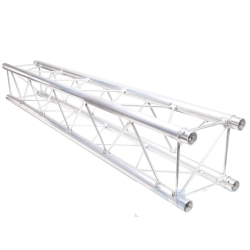 Global Truss SQ-F24-350 F24 Light Duty Square Segment 11.48 ft. (3.5 Meter)