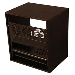 Gator GR-STUDIO-12U 12 Space 19 Inch Studio Rack Cabinet
