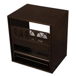 Gator GR-STUDIO-8U 8 Space 19 Inch Studio Rack Cabinet