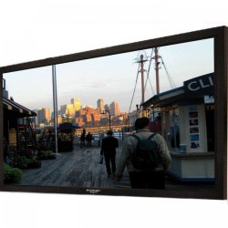 "Grandview GV-PM120G LF-PG 120"" Prestige Fixed-Frame Projector Screen - 16:9"