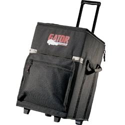 Gator GX20 Cargo Case with wheels Interior 13.5X12.75X14 Inches