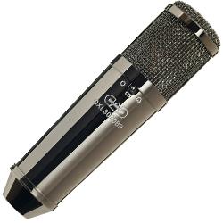 CAD Audio GXL3000BP Multi-Pattern Condenser Microphone in Black Pearl