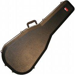 Gator MI GC-DREAD-12 Deluxe Molded Case for Dreadnought Guitars