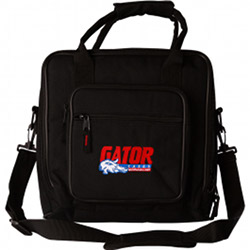"Gator G-MIX-B 1818 18"" x 18"" x 5.5"" Mixer/Gear Bag (discontinued clearance)"
