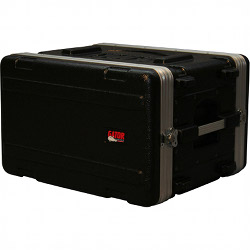 Gator GR-6S Shallow 6U Audio Rack Case