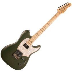 Godin 046942 Stadium 59 6 String Electric Guitar w/bag – Desert Green MN