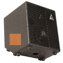 Acoustic Solutions 039104 Wood ASG-75 2 Channel Acoustic Amp