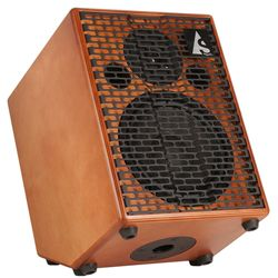 Acoustic Solutions 039135 Wood ASG-150 Acoustic Amp