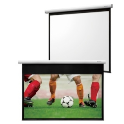 """Grandview FA-MIR 72 Integrated Fantasy Series Motorized 72"""" Screen With White Casing 4:3 Format"""