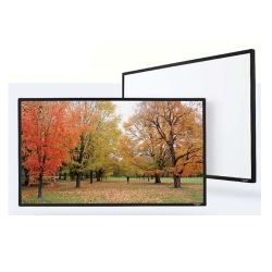 "Grandview LF-PE 106 Prestige Series Edge 106"" Permanent Fixed Frame Screen 16:9 Format"