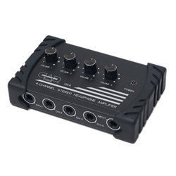 CAD Audio HA4 4 Channel Compact Stereo Headphone Amplifier
