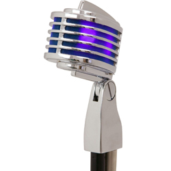Heil Sound FINBlue Fin Microphone in Blue (discontinued clearance)