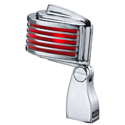 Heil Sound FINRED Fin Microphone in Red (discontinued clearance)