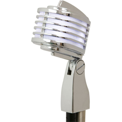Heil Sound FINWHITE Fin Microphone in White