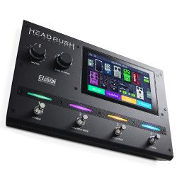 Headrush Gigboard Compact Road-Ready Guitar Multiple FX Processor