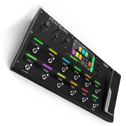 HeadRush Pedalboard Programmable Guitar Pedalboard with 7 Inch High Resolution Touch Display