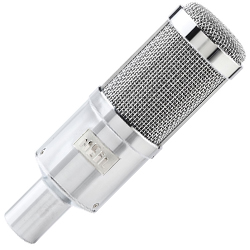 Heil Sound PR 40C Dynamic Microphone with 1.5 Inch Diaphragm in Chrome