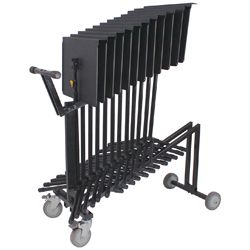 Hercules BSC800 Stand Cart for Up to 12 BS200B Stands