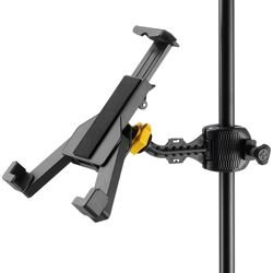 Hercules DG305B Tablet Holder Attachment for Mic and Music Stands
