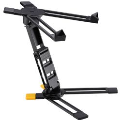 Hercules DG400BB Foldable Laptop Stand