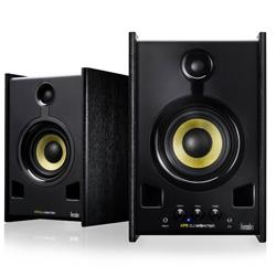 Hercules Audio XPS 2.0 80 DJ Monitor Speaker 4 Inch Active Stylish DJ Studio Monitors