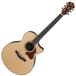 Ibanez AE315-NT AE Series 6 String RH Cutaway Acoustic Electric Guitar-Natural High Gloss