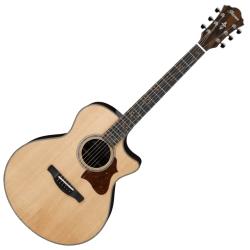 Ibanez AE315ZR-NT AE Series 6 String RH Cutaway Acoustic Electric Guitar-Natural High Gloss