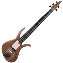 Ibanez AFR5WAP-NTF Premium Affirma 5 String RH Electric Bass with Case-Natural Flat (PENDING ETA - Ltd Qty)