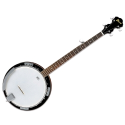 Ibanez B50 5 String RH Banjo-Natural