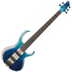 Ibanez BTB20TH5-BRL Limited Edition 20th Anniversary 5-String RH Electric Bass-Blue Reef Gradation Low Gloss