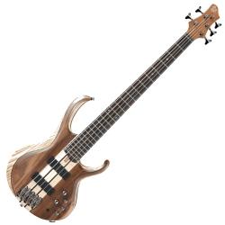 Ibanez BTB745-NTL BTB Series 5 String RH Electric Bass-Natural Low Gloss