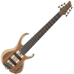 Ibanez BTB747-NTL BTB Series 7 String RH Electric Bass-Natural Low Gloss
