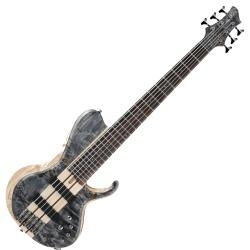 Ibanez BTB846SC-DTL BTB Workshop 6 String RH Electric Bass-Deep Twilight Low Gloss