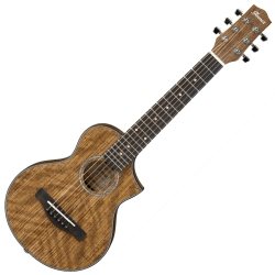 Ibanez EWP14WB-OPN 6 String RH Acoustic Piccolo Guitar-Open Pore Natural