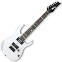 Ibanez GRG7221-WH Gio Series 7 String RH Electric Guitar-White