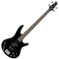 Ibanez GSR200-BK Gio Series 4 String RH Electric Bass-Black