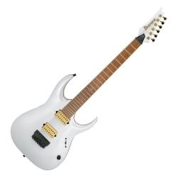 Ibanez JBM10FX-PWM Jake Bowen Signature 6 String RH Electric Guitar-Pearl Whit Flat