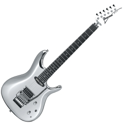 Ibanez JS1CR 6 String RH Electric Guitar with Case-Chrome