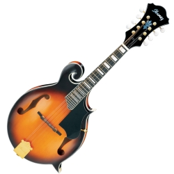Ibanez M522-BS-d F-Style Mandolin-Brown Sunburst (discontinued clearance)
