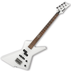 Ibanez MDB4-WH Mike D-Antonio Signature 4 String RH Electric Bass-White