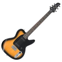 Ibanez NDM4-SB Noodles Signature 6 String RH Electric Guitar-Sunburst