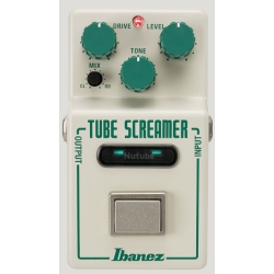 Ibanez NTS Nu Tubescreamer Overdrive Guitar Effects Pedal with Nutube