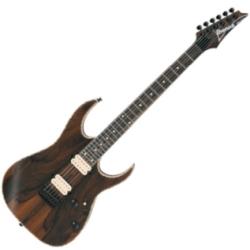 Ibanez RGEW521ZC-NTF RG Series 6-String RH Electric Guitar-Natural Flat