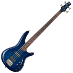 Ibanez SR370E-SPB-d Soundgear 4-String RH Electric Bass-Sapphire Blue (discontinued clearance)   (Prior Year Model)